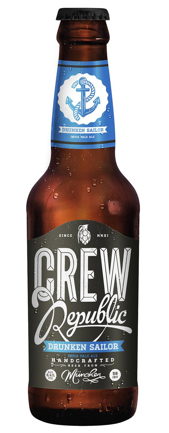 Crewale.de Flasche Bier