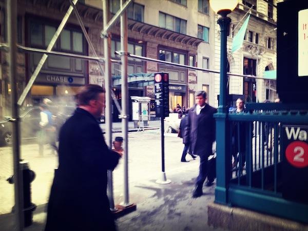 Philippe Intraligi fotografiert New York