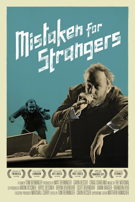 Mistakten for Strangers