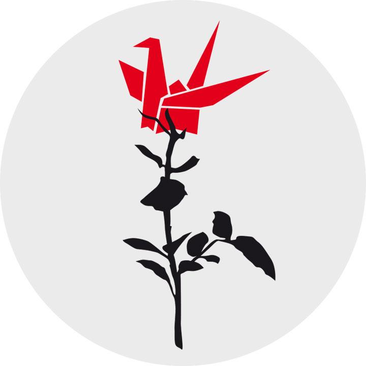 Rose Kranich Reise